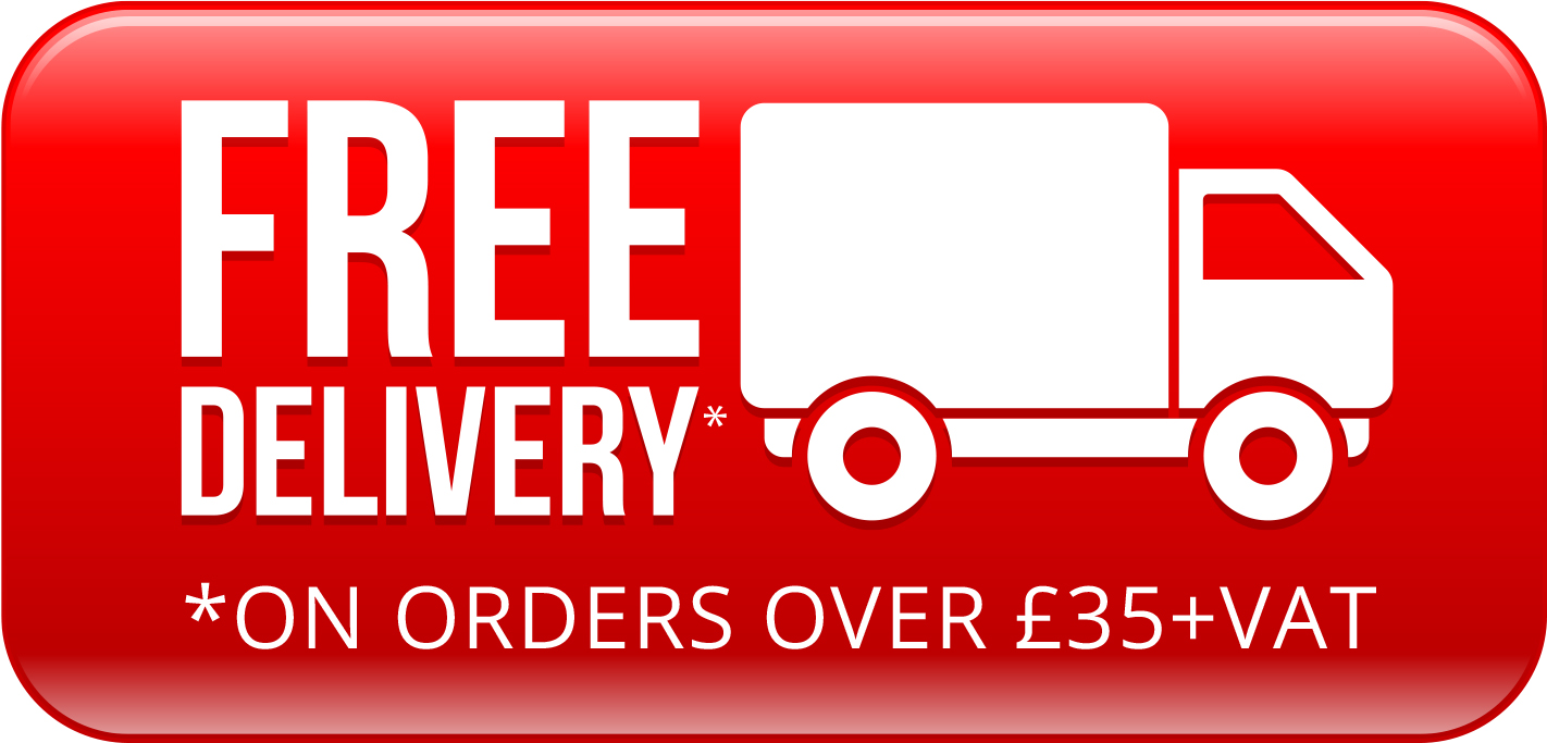 Free Delivery on All Orders Over £35